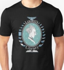 Lucien the Librarian Unisex T-Shirt
