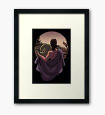 Passionate Sunrise Framed Print