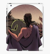 Passionate Sunrise iPad Case/Skin
