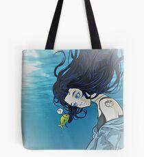 WATER you doin' in the Ocean?! Tote Bag