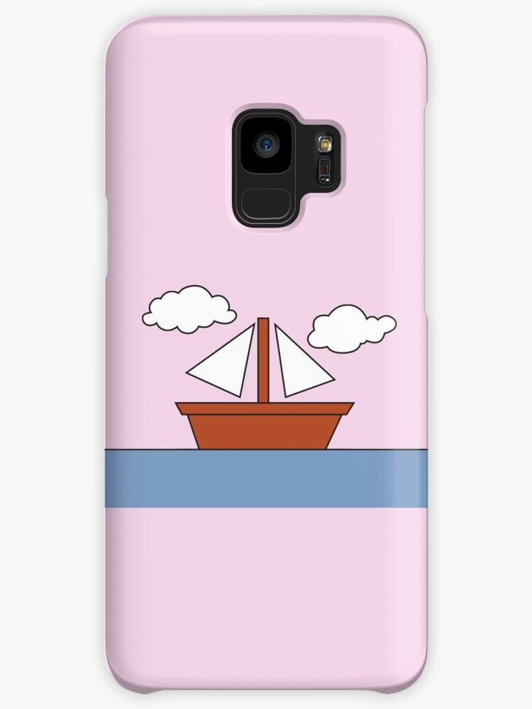 The Simpsons Living Room Boat Picture Pink Version Cases Skins