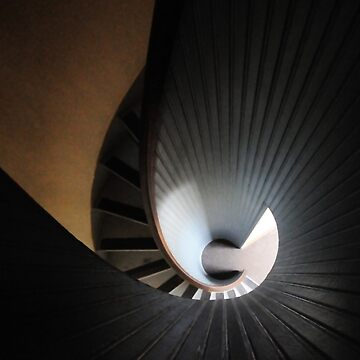 Lighthouse Stairs by TrickiWoo