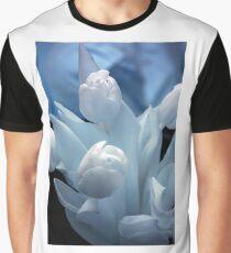 Infrared Tulips Graphic T-Shirt