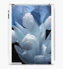 Infrared Tulips iPad Case/Skin