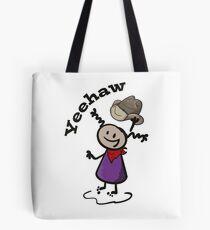 Manfredine Yeehaw Tote Bag