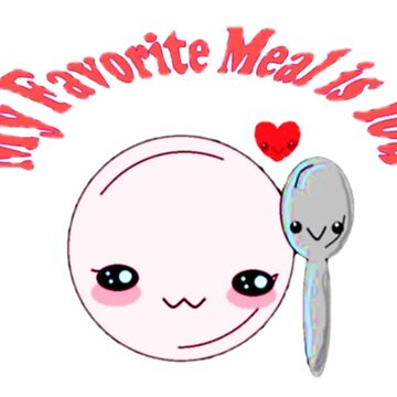 Valentine Spoon and Dish by KawaiiNMore