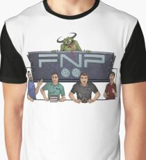 FNP Wargamers Gamers! Graphic T-Shirt