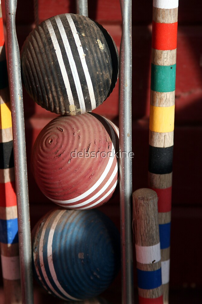 Croquet1 by debsrockine
