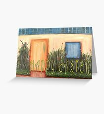 EASTER 62 Greeting Card