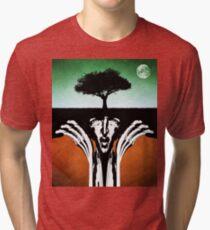 Sir Real 2 Tri-blend T-Shirt