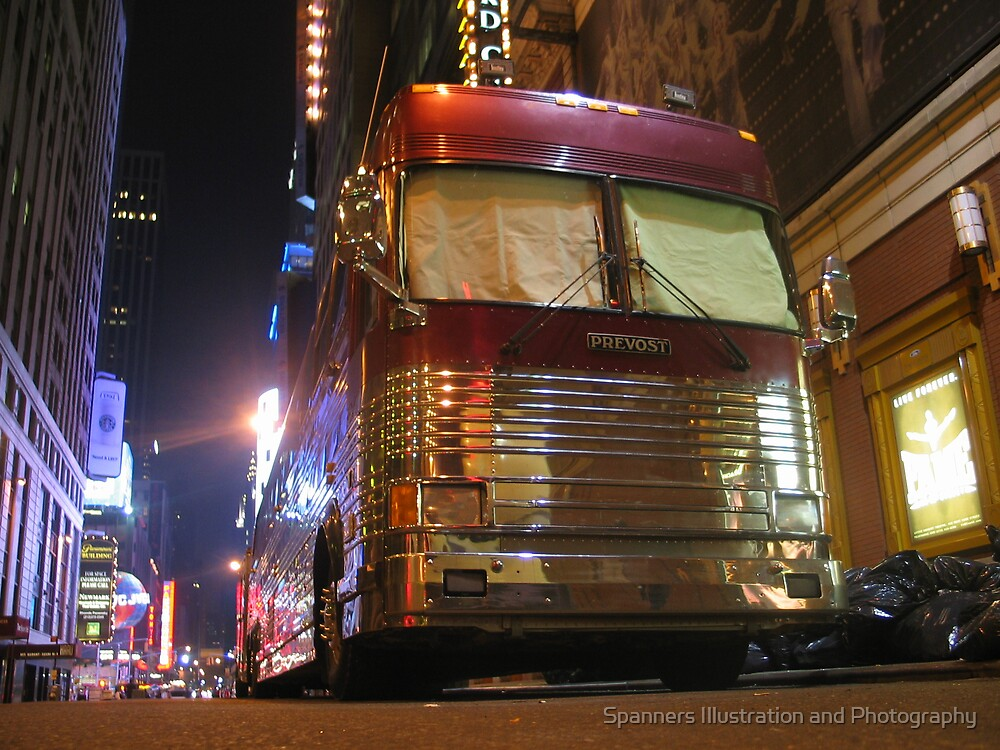 New York New York by spanners79