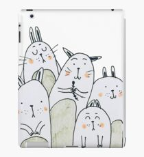 Do you want a flower? iPad Case/Skin
