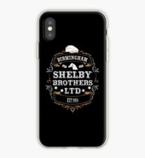 Peaky Blinders - Shelby Brothers LTD iPhone Case