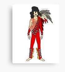 Freddie 2 Canvas Print