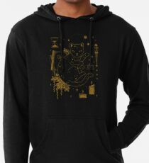 Magical Assistant Lightweight Hoodie