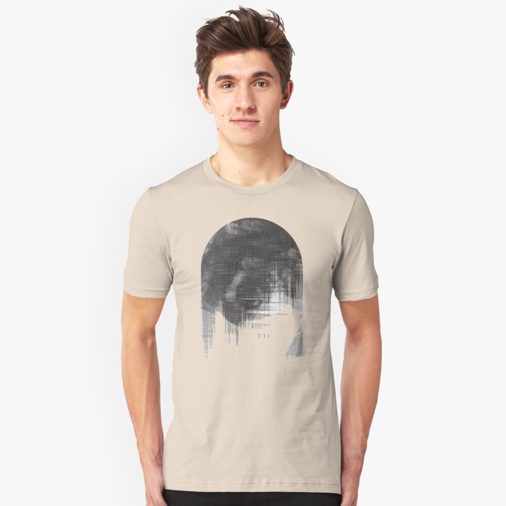 Analog Sunset Unisex T-Shirt Front