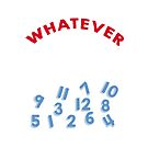 The time is: WHATEVER by #PoptART products from Poptart.me