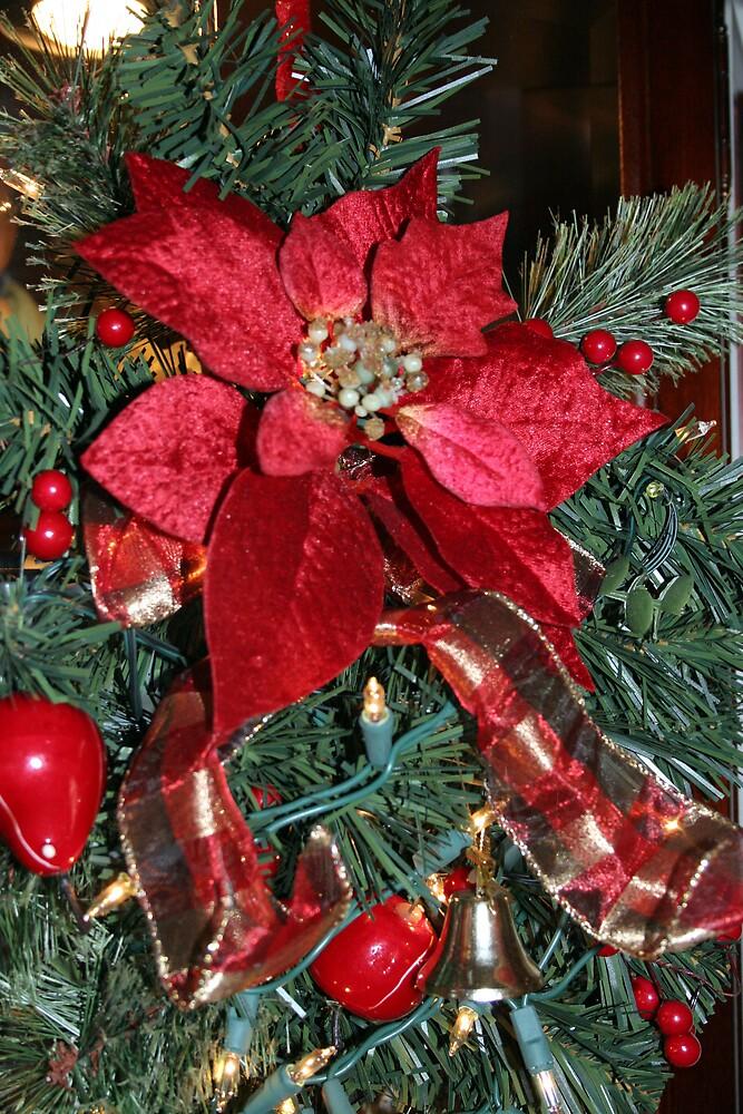 Christmas Flower. by Heatherleigh23