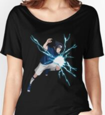 Uchiha Sasuke Clipart 2018  Women's Relaxed Fit T-Shirt