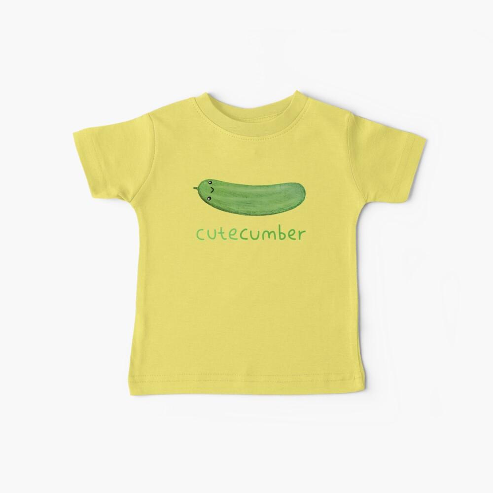 Cutecumber Baby T-Shirt