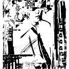 « Icon BW   » par sandrinepagnoux