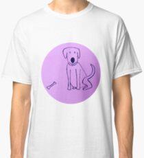 Dog - Chien - Martin Boisvert T-shirt classique