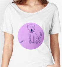 Dog - Chien - Martin Boisvert T-shirts coupe relax