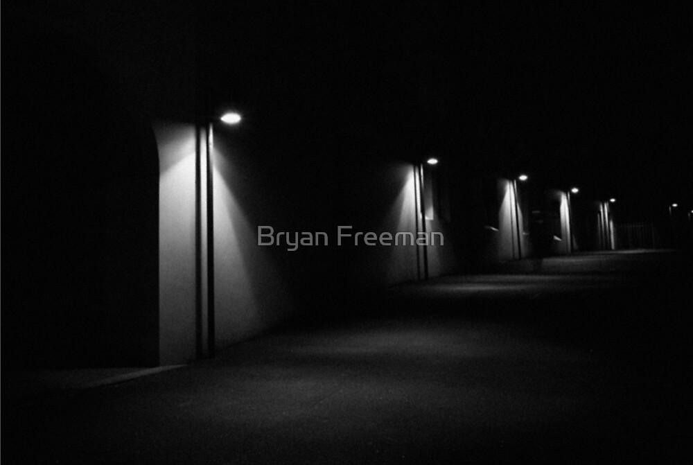 Light Puddles - The Rocks - Sydney - Australia by Bryan Freeman