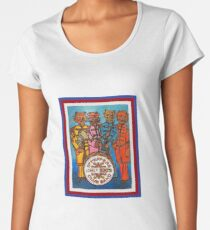 Sgt. Peppers Lonely Cats Club Band Women's Premium T-Shirt