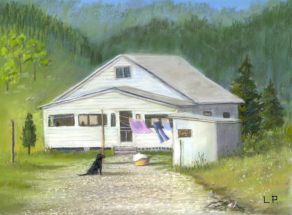 My Old Kentucky Home by Linda Preece