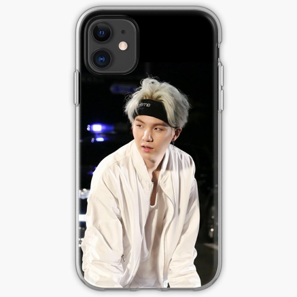 BTS SUGA iPhone Flexible Hülle