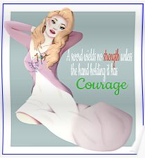 Pinup Zelda Poster