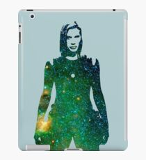 Starbuck - Battlestar Galactica iPad Case/Skin