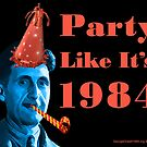 Party Like It's 1984 by ayemagine