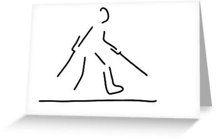 leg broken osseous break by lineamentum