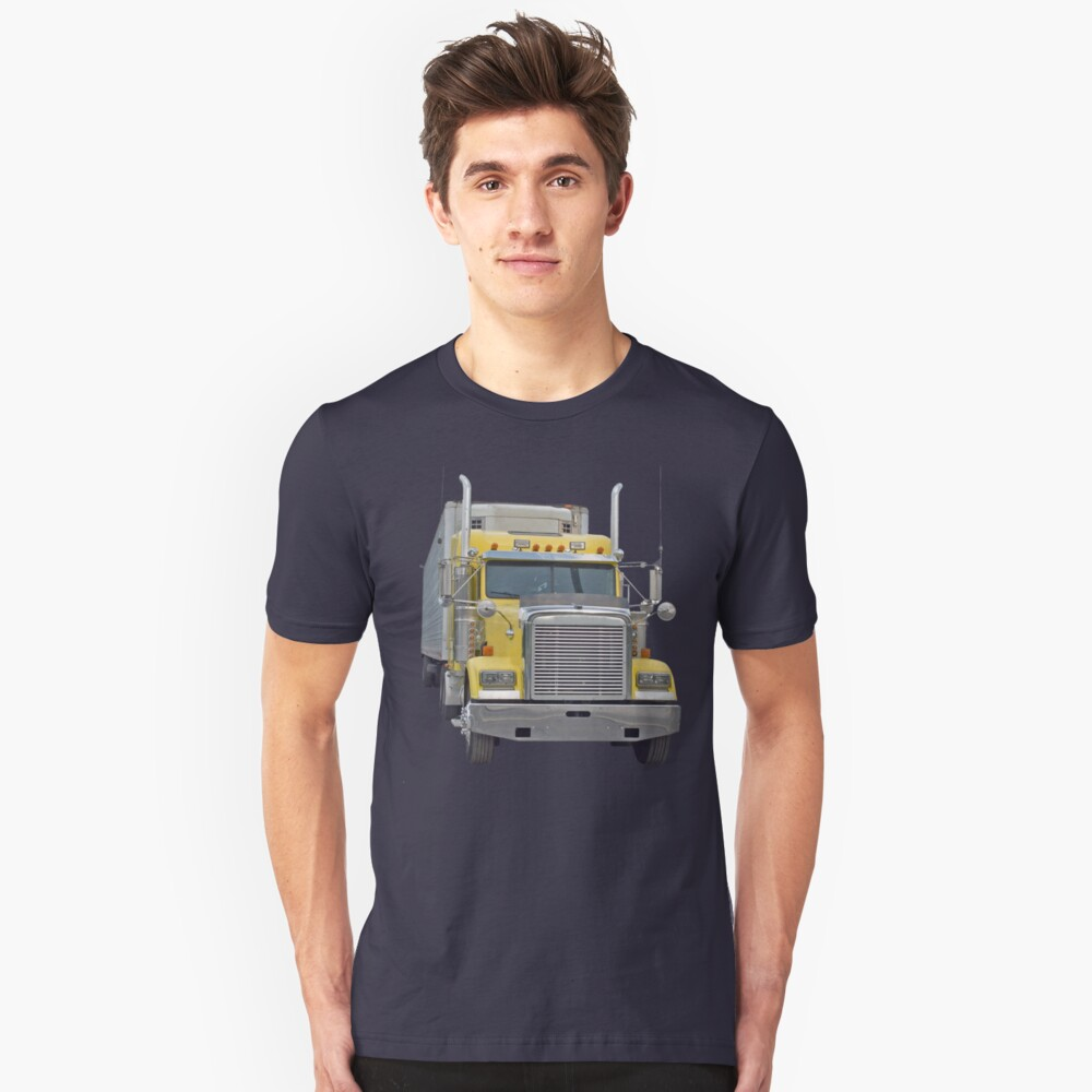 Big Rig T-Shirt Slim Fit T-Shirt