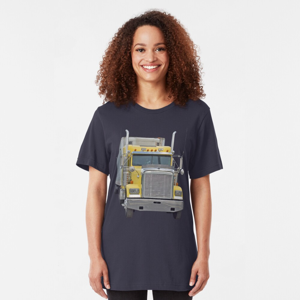 Big Rig T-Shirt Slim Fit T-Shirt