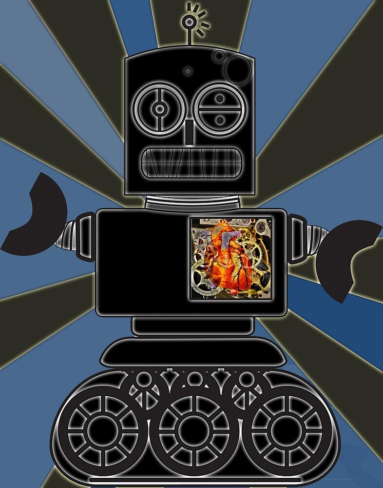 Robot(b) by JasonBrown