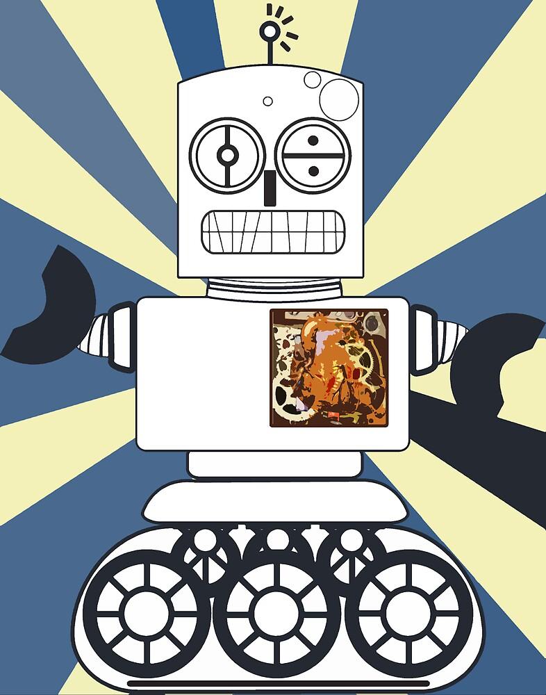Robot(c) by JasonBrown
