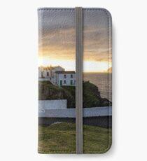 Fanad Head Shining Light iPhone Wallet/Case/Skin