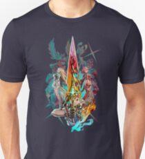 Camiseta unisex Xenoblade Chronicles ™ 2 - Equipo