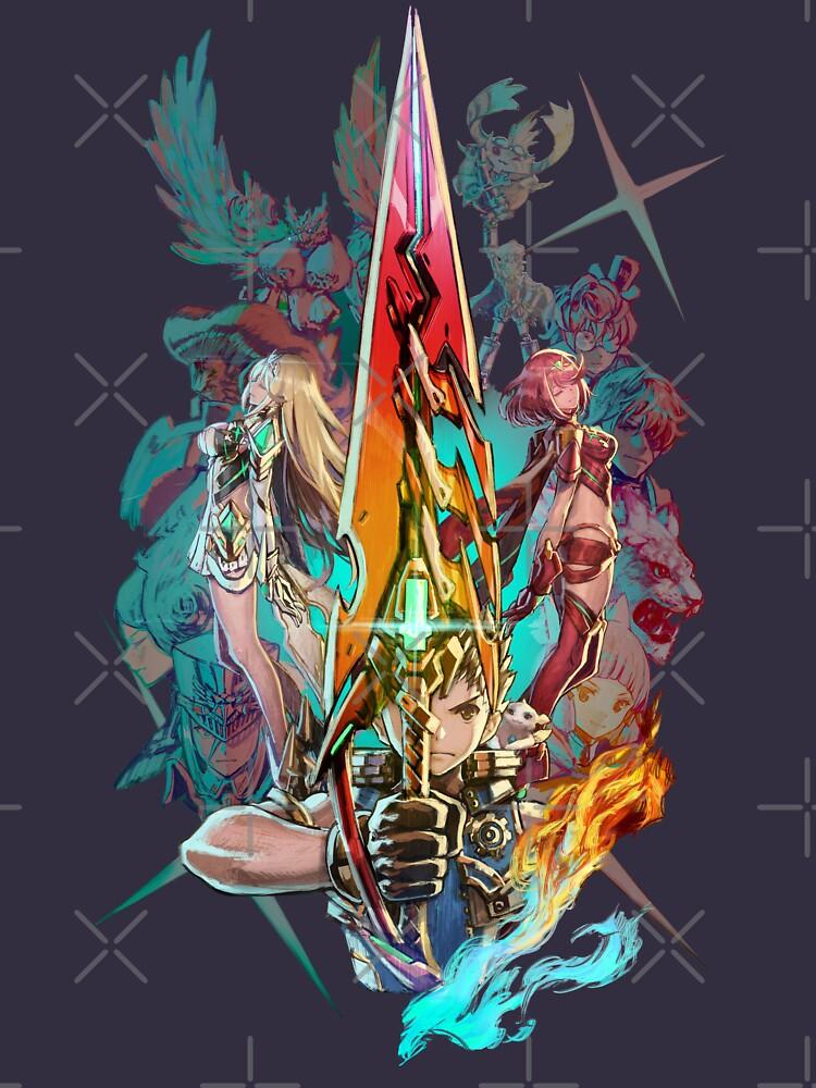 Xenoblade Chroniken ™ 2 - Team von SWISH-Design