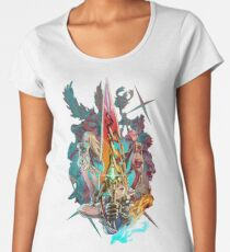 Xenoblade Chronicles™ 2 - Team Women's Premium T-Shirt