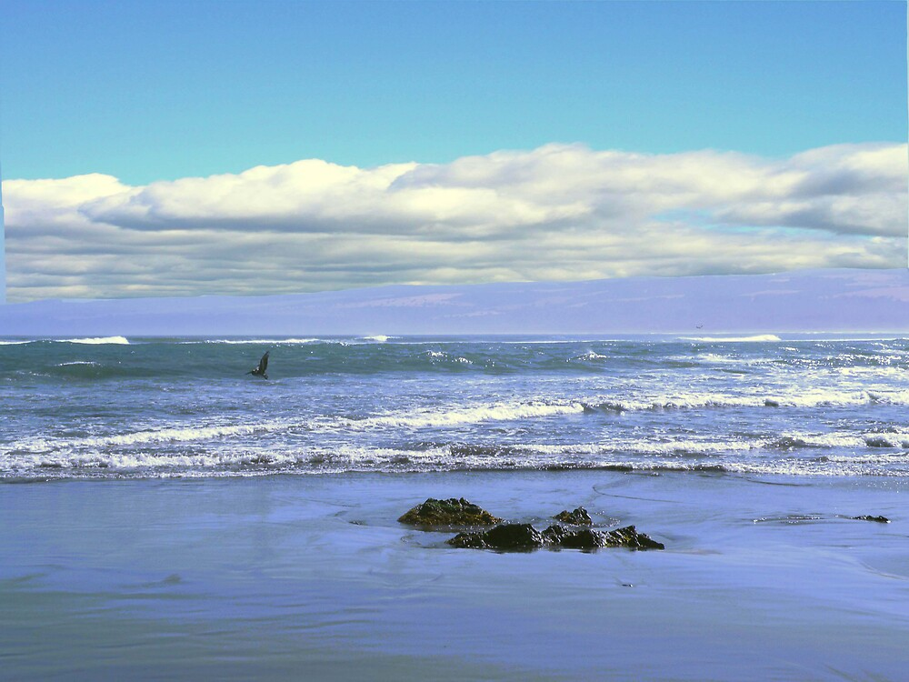 Océano Pacífico, by cieloverde