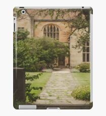 country side cottage iPad Case/Skin