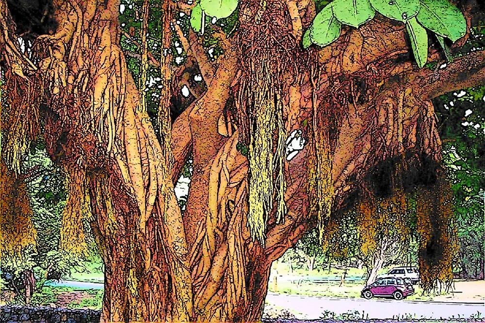 Tree of Wisdom by Kamalanirose