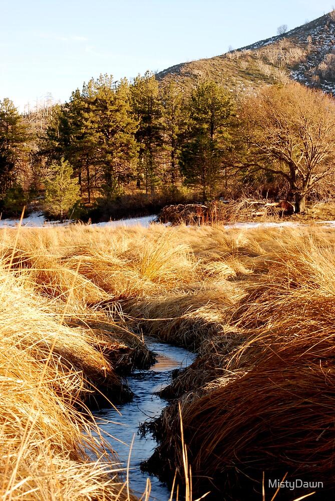 Azalea Creek by MistyDawn