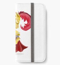 Golden Knight iPhone Wallet/Case/Skin