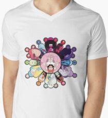 Steven Universum Kunst T-Shirt mit V-Ausschnitt für Männer