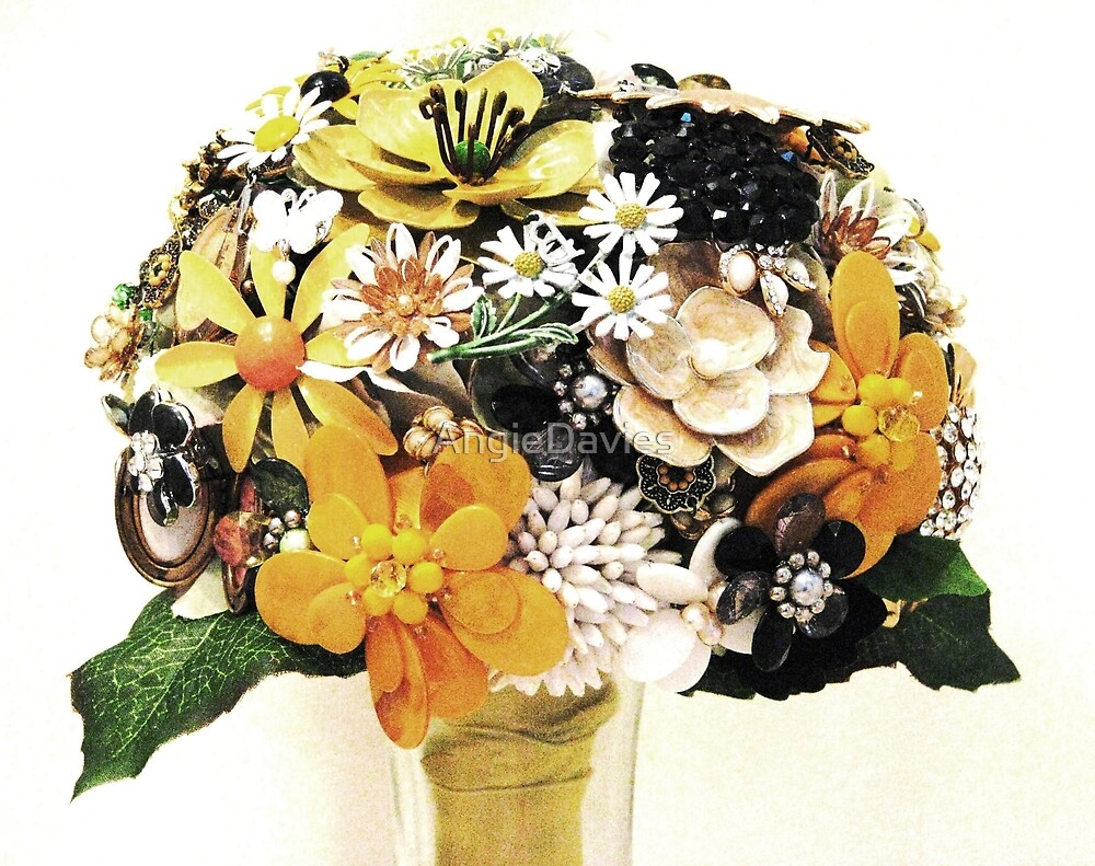 A Brooch Bouquet by AngieDavies
